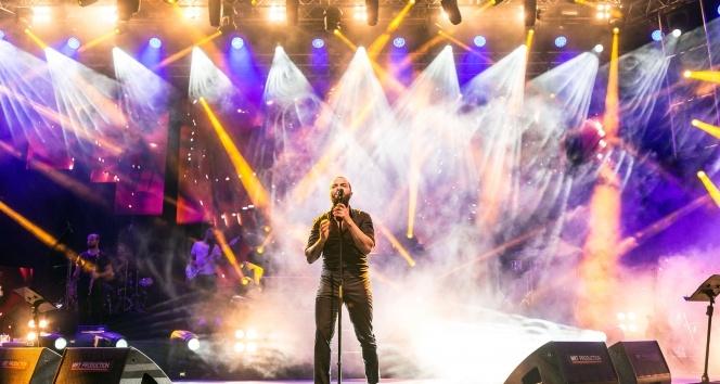 Berkay Harbiye konseri verdi