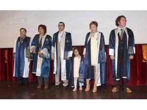 Uşak Üniversitesi'nde Akademik Yükselme Töreni Yapıldı