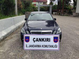 Yasa Dışı Yollarla Türkiye'ye Sokulan Lüks Araca El Konuldu