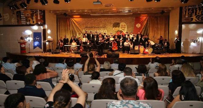 Karşıyaka Belediyesi, otizm konserine ev sahipliği yaptı