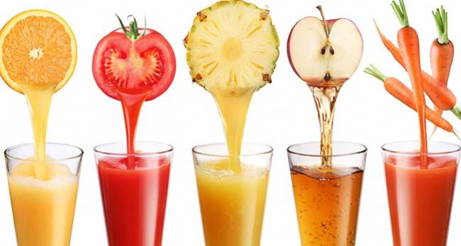 Hazır meyve sularına dikkat
