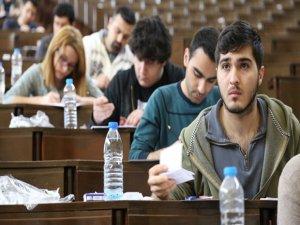 Üniversiteye giriş sınavlarının takvimi belli oldu
