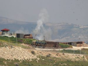 Köylere Sızmaya Çalışan Teröristler Vuruldu