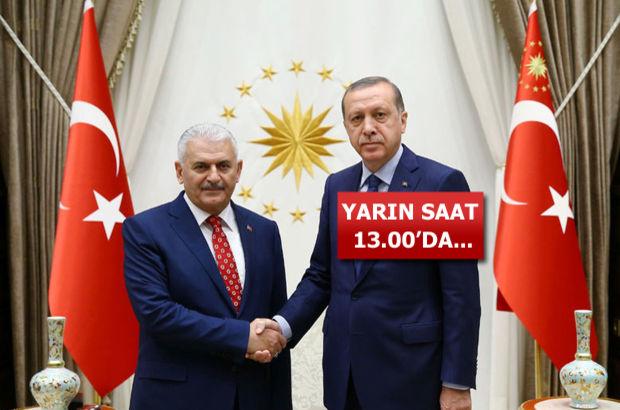AK Parti MKYK Binali Yıldırım başkanlığında toplanıyor