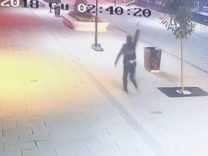 İstanbul'da Nefes Kesen Hırsız Polis Kovalamacası